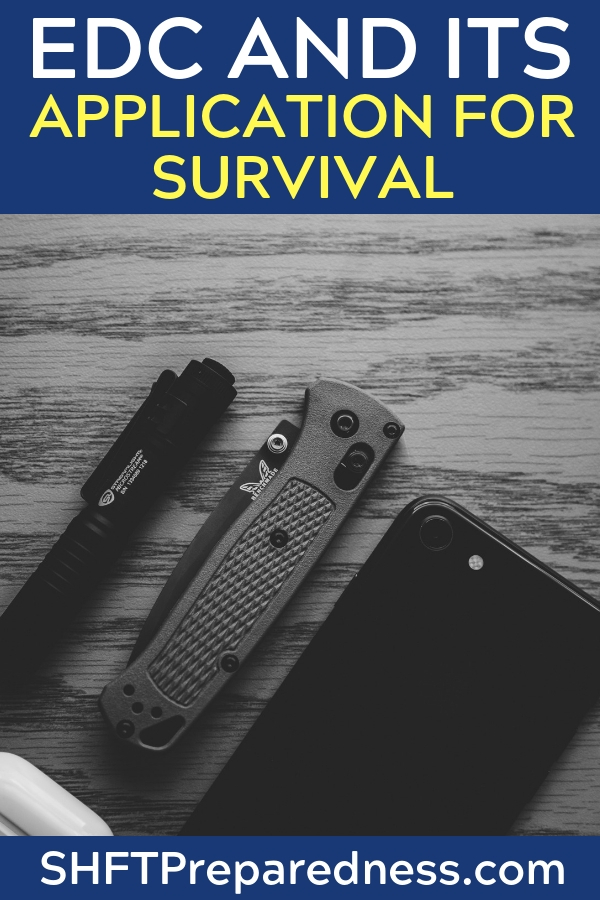 Every Day Carry (EDC) and its Application for Survival - This article takes a deep dive into the world of EDC. It offers some great information on what you can add to yours or what you should even be adding to for in the first place.