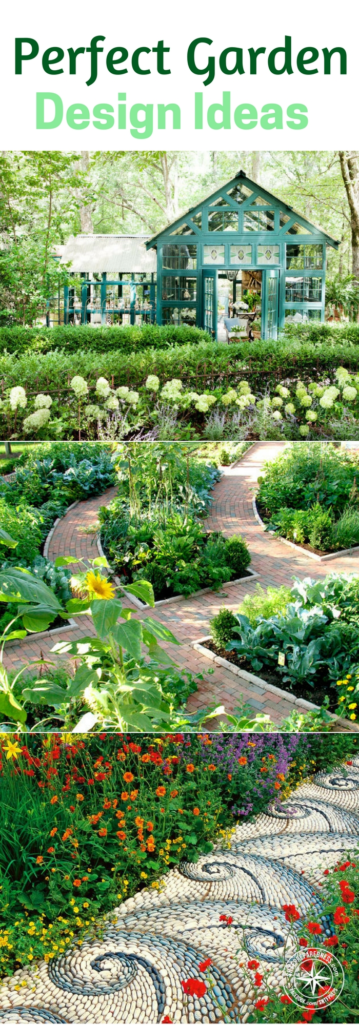 Garden design ideas plan your perfect garden for Food garden ideas