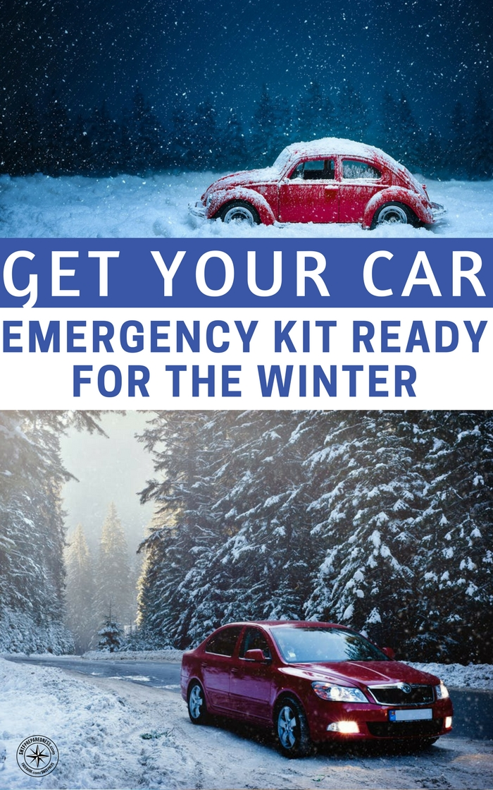 Summer Preparedness Bag >> Get Your Car Emergency Kit Ready For The Winter