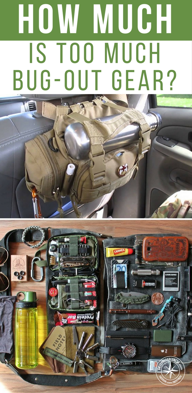 Bug Out Gear : Bug out vehicle gear ideas