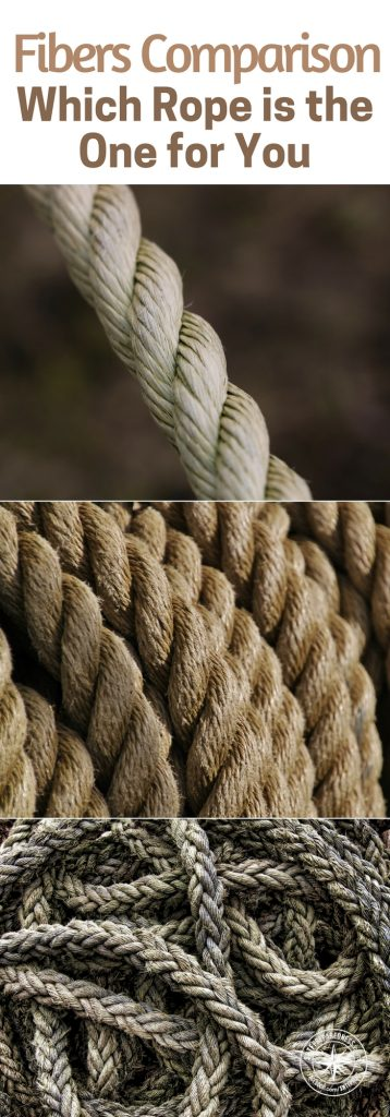 Which Rope is the One for You? Fibers Comparison - Choosing a material for a particular rope is a difficult task because each and every material has its own negative and positive points
