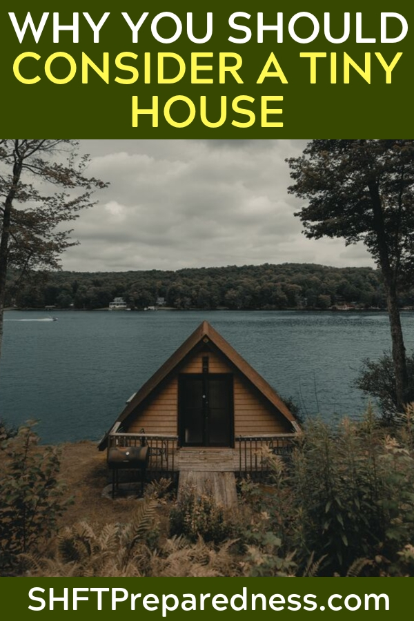 Why You Should Consider A Tiny House - Tiny houses, small houses, and container homes are really hot housing movements in North America today. However, the tiny house movement is the hottest of them all.