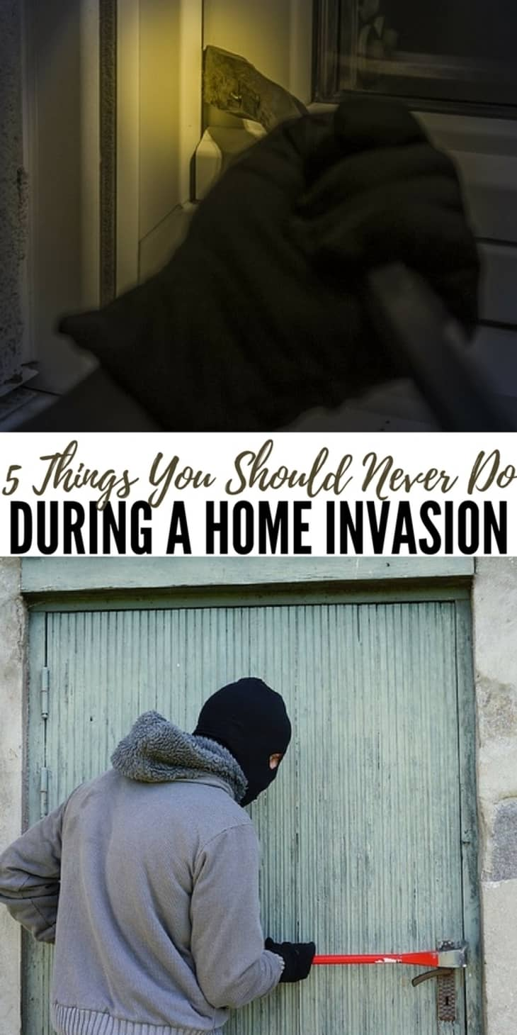 Do you want to know how to stop burglars from targeting your home? This guide will show you the right mindset about home invasions and how to avoid them.