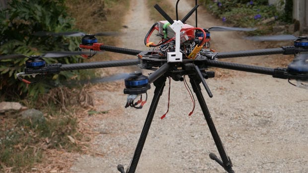 Building a Hexacopter -- The drone is a powerful tool. We are only beginning to understand what is possible with a drone. That is because this tech is in its infancy.