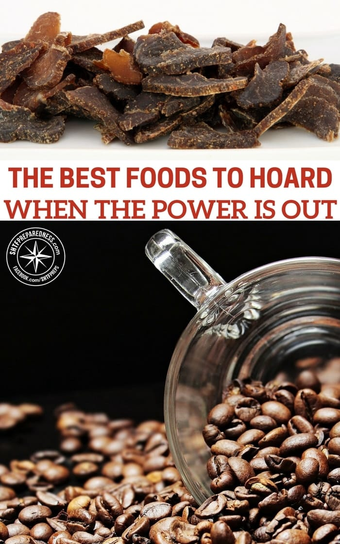 The Best Foods To Hoard When The Power Is Out -- A few years ago, the loss of power didn't seem so catastrophic to us, but today, it seems that things have changed. Increasing cyber-attacks, natural disaster, and terrorist attacks are causing long-term blackouts.
