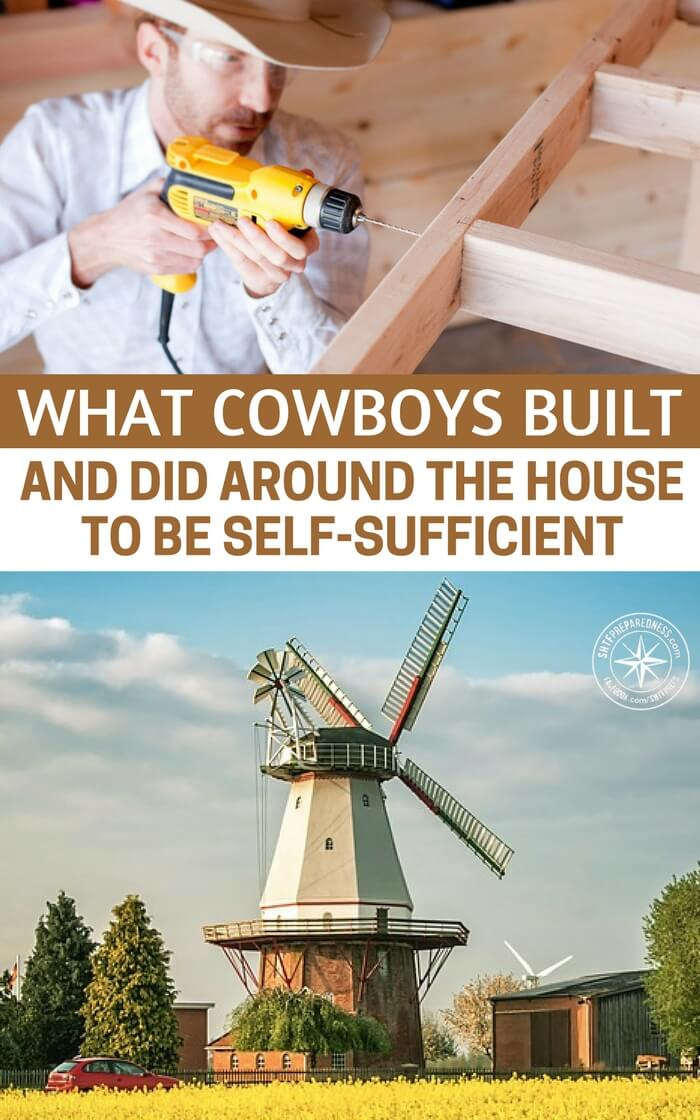 how to build a self sufficient house
