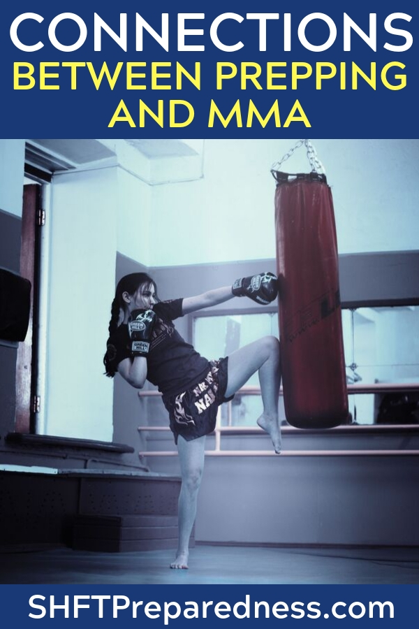 How to Be an MMA Prepper and Tough Survival Lessons from UFC 217 - Their survival instinct is pulsing when they step into that cage and there are some serious lessons that can be learned from watching the human animal under this type of pressure. This article is a unique take on survival skills and how they relate to mixed martial arts.