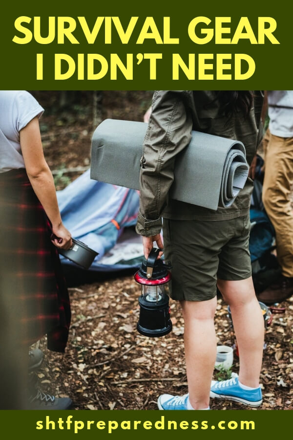 Survival Gear I didn't Need - This article has some really great gear in it! I am talking about top tier gear you would assume would be great to own. The author gives you all the reasons this stuff didn't work. In some cases he even gives you the replacements he purchased as well.