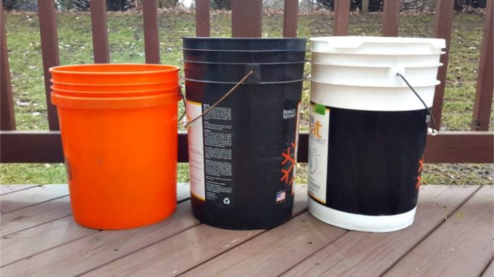 Stores That Hand Out 5 Gallon Buckets Free