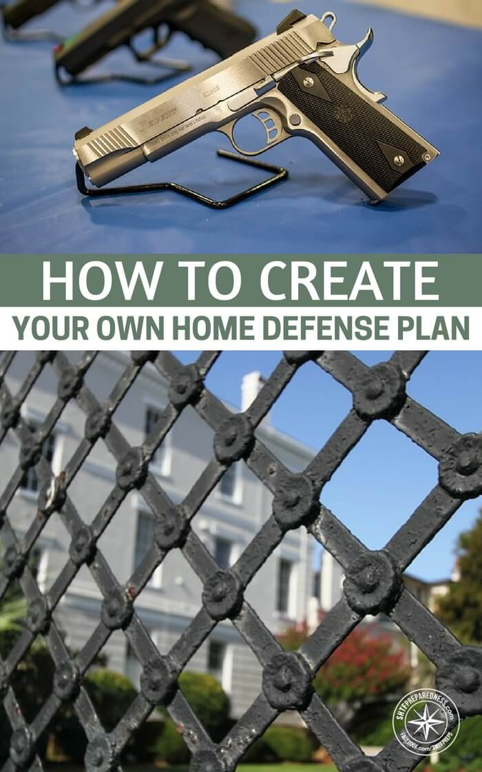 How to create your own home defense plan for Draw up your own house plans
