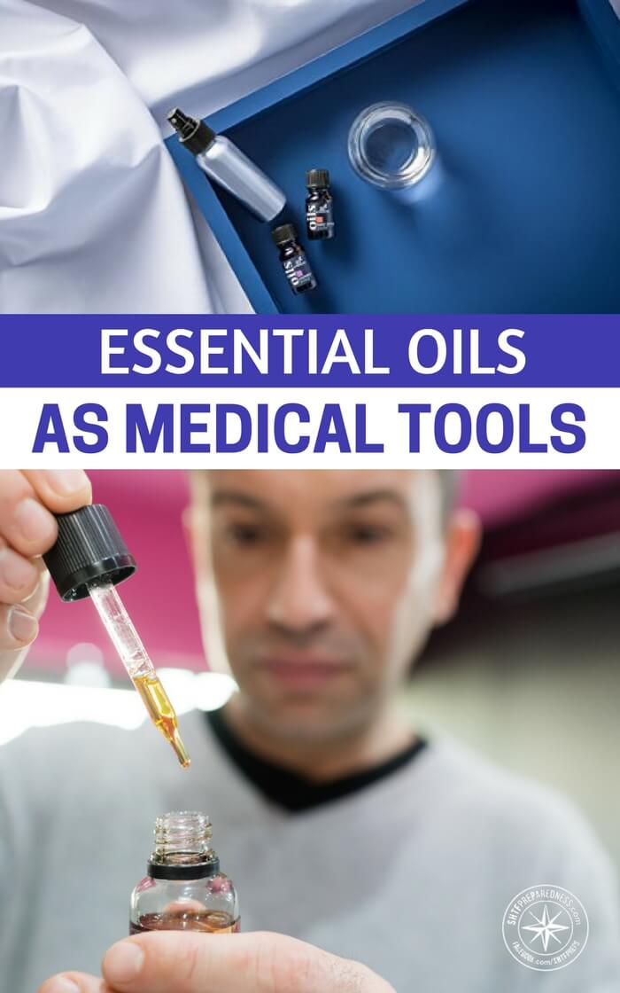 Essential Tools For Your Makeup Bag: Essential Oils As Medical Tools
