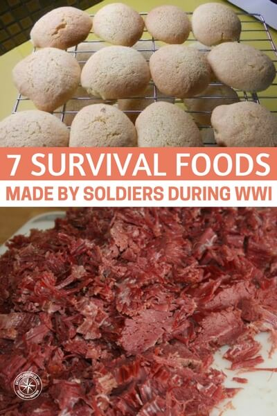 7 Survival Foods Made by Soldiers During WWI - What this article focuses on are the battalion kitchens and their fight to feed the men on the front lines. These were kitchens on wheels and the were attacked in the same ways that the fighting forces were.