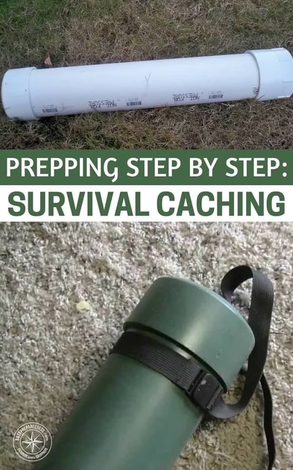 Prepping Step By Step: Survival Caching  — There are many parts to the bugout. I don't know that there is a piece of the prepper world that is more tied to the movement like the bugout. Still, I continuously see the bugout underestimated by many of the people who are thinking this is the best move for them.