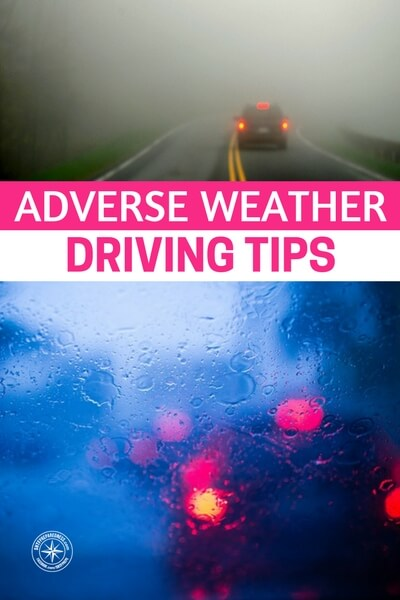 Adverse Weather Driving Tips - This is a great article about driving in inclement weather conditions. Its a great read that may teach you a lot. I also want you to consider how you will get your vehicle through the unknown.