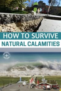 Earthquake and Tsunami Scenarios: How To Survive Natural Calamities - As with most things in this nation you have to prepare yourself. There will be earthquakes and your chance of experience them has gone up and will rise through 2018. If you do not know the basics of surviving an earthquake now is the time to get on that.