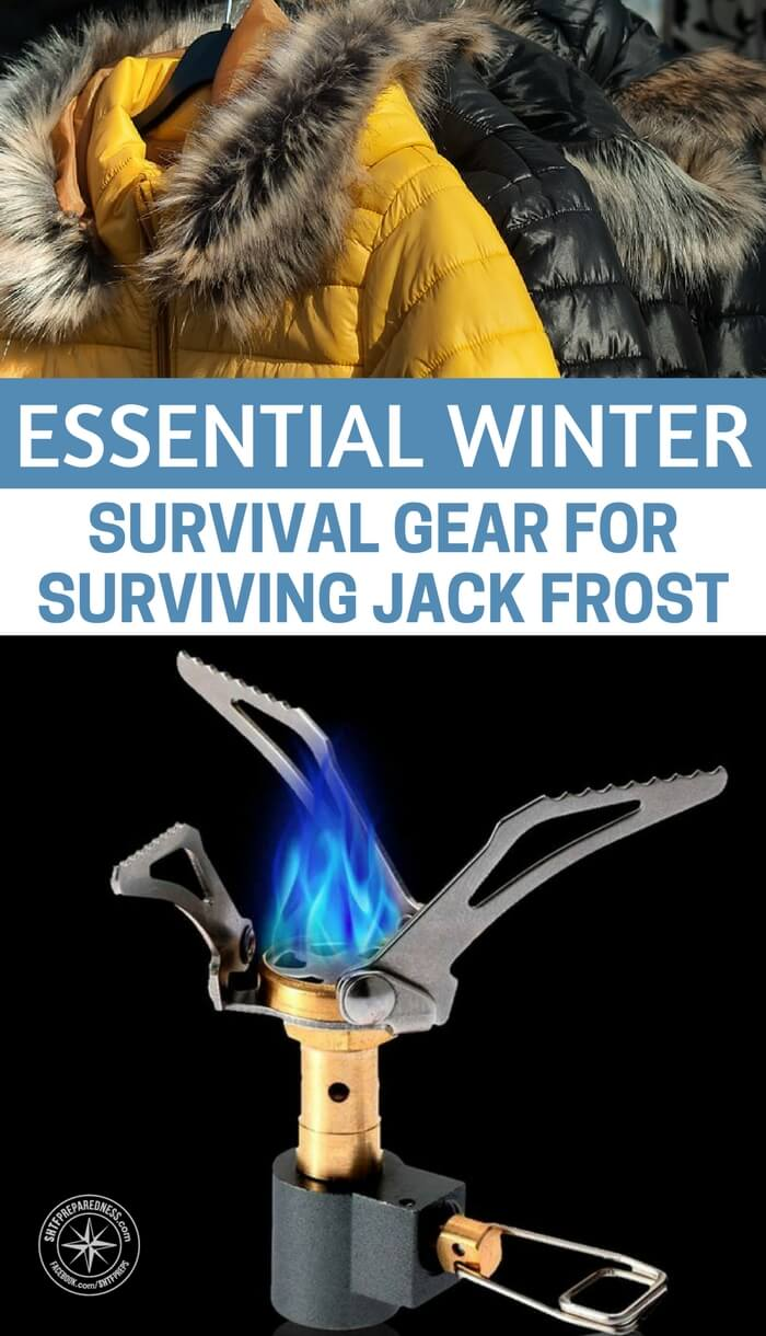 Essential Winter Survival Gear for Surviving Jack Frost - Do you have the right gear and tools to survive this bitter cold? This is a great article and podcast on the topic. When you have the ability to measure your preps against a months long bitter cold, you begin to understand where improvements can be made. That is priceless.