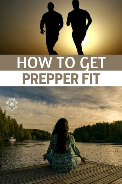 How To Get Prepper Fit - When you are out of shape getting into shape is a nightmare. Its horrible for most people. It takes time and serious effort. The older you get the worse it gets. Still, you gotta do it. Take this article and model yourself a plan to get prepper fit. Your body is hungry for you to start helping out again. It wants you to start hiking and running and maybe lifting some weights once and a while.