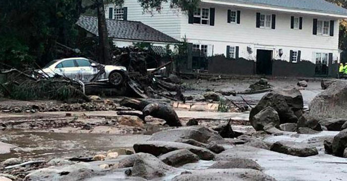 """It Looked Like A Battlefield"" – Photos Show California Mudslides' Devastating Aftermath - Prepping is what will give us an edge in all of this. The time has come for man to once again be responsible for his own survival. Just take a look at this article about the mudslides in California. It helps you understand just how small we are in this game of life and death."