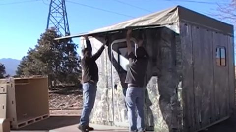 Low Cost Bug Out Shelters