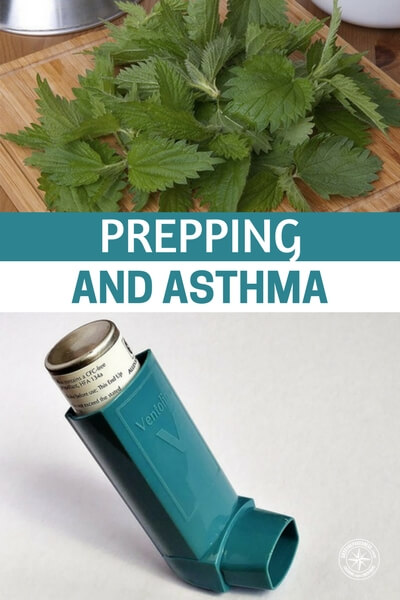 Prepping and Asthma - This article gives you a breakdown on what you can do to be prepared to deal with asthma in a survival situation. This will be a very difficult time and it will be filled with stress. It will also test your body to the utmost, so be ready.