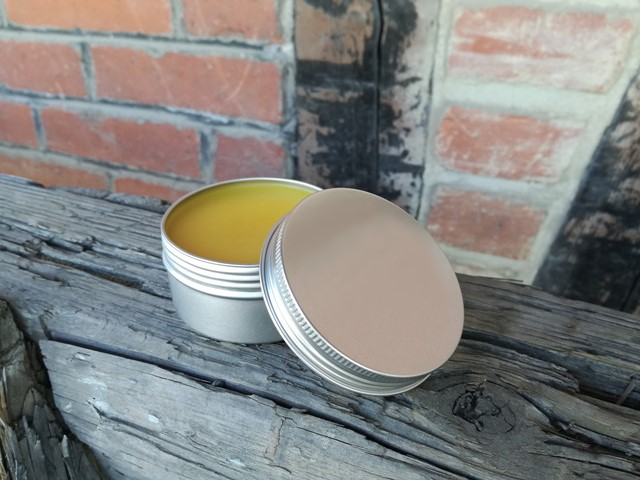Dog Paw Balm - A great DIY dog paw balm recipe is essential to help prepare your dog for a survival situation and just to pamper your four-legged friends today.