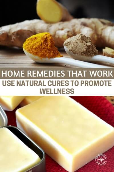 Home Remedies That Work – Use Natural Cures to Promote Wellness - This is a list of remedies that work to cure naturally and to promote a powerful immune system. At the end of it all that's the very best you can do. We know that health is so much about lifestyle. There is no miracle in a syringe that will solve your problems.