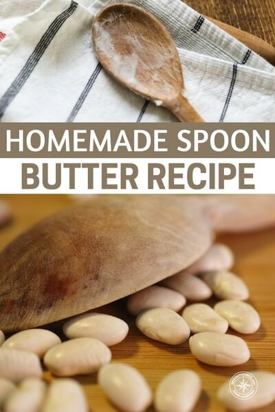 Homemade Spoon Butter Recipe - A wooden spoon is a tremendous tool in the kitchen. There is no denying that. This article expands on creating something called spoon butter which aids in keeping your wooden kitchen tools moist and protects them from things like water damage and the dings that these items take just from daily use.