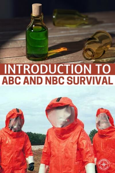 Introduction to ABC and NBC Survival - Its high time preppers get a little more hands on with training. This article focuses on tow types of training that will no doubt be better learned at a live training class. I challenge you to seek out one training course and go do some hands on. You will not regret it.