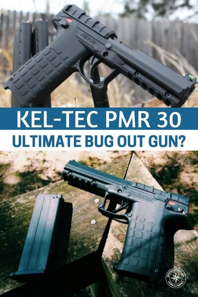 "Kel-Tec PMR 30…..Ultimate Bug Out Gun? - Its hard not to get excited about new guns. When you are talking about the perfect little .22 its important to know that there is a lot of competition. Saying something like the ""ultimate gun"" can get a lot of people up in arms."