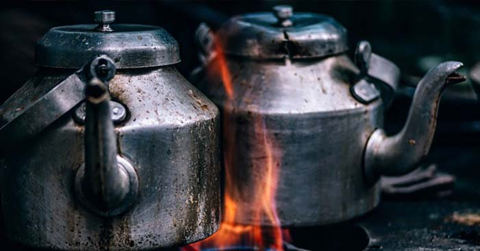 The Many Different Uses of a Camping Kettle - Another big part of preparedness is cooking when the power goes out. You need to have an answer for when the power goes out. This article offers up the many different uses of a camping kettle. While it may not seem like something that could affect your preparedness plans right now, after you read this you may think differently.