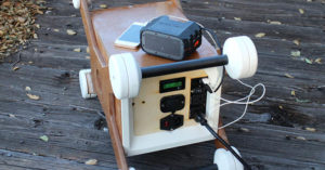 Off Grid Power Supply - This article is a step by step process for creating one of your own. While these power supplies will run you somewhere in the $300 range, you might be more inclined to take this project on from the ground up. You may find that building your own offers benefits far beyond buying one. Mainly, your ability to reproduce in a collapse scenario.