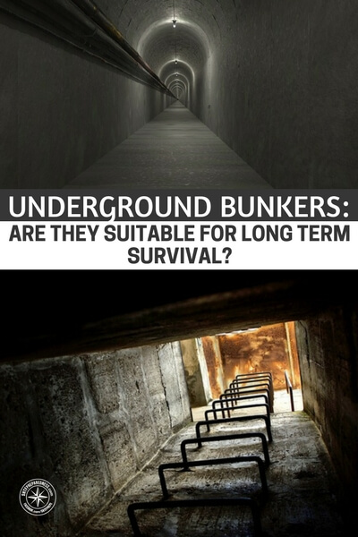 Underground Bunkers: Are They Suitable For Long Term Survival? - Still, this article explores something that is very interesting and that is the question of whether or not bunker life is a long term solution. In other words, how long could you last down in a bunker with your family? How long until you all went crazy. Of course, bunker size has a lot to do with that but there is no  denying it would be a struggle.
