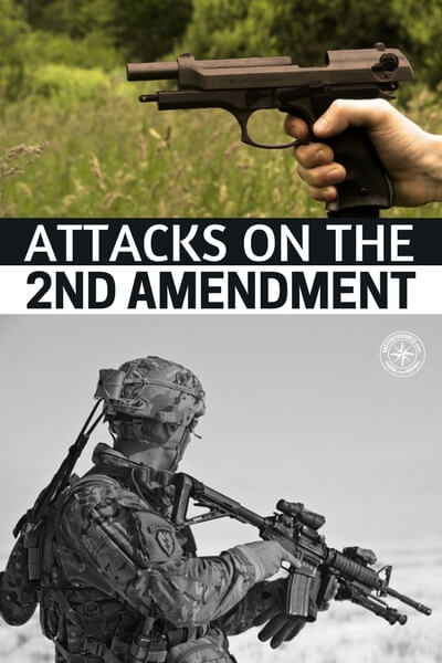 Attacks On The 2nd Amendment - This article is short but it is a staunch reminder of the power afforded to the people by the 2nd amendment. Its not a game and it could be all we have, some day.