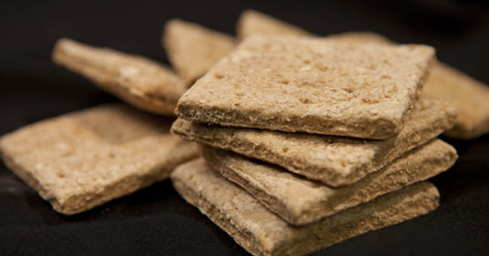Hardtack Recipe – The Survival Bread That Lasts A Lifetime - One of the reasons hardtack is such an alluring little nibble is because it can basically last forever! Its a mix of water and flour that is dried in the oven and made to be a bit tasteless and hard as a rock. It might even be able double as body armor! Hardtack, it would be a great food in a survival situation.