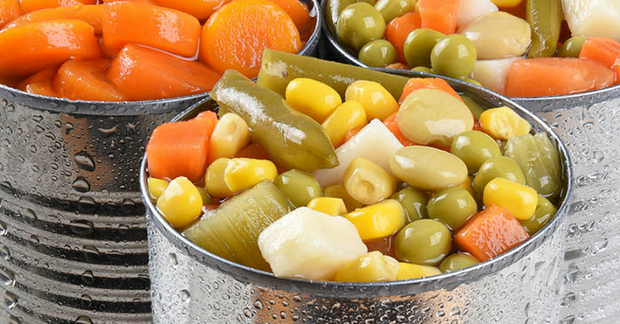 Ready To Eat Canned Food Suggestions For Your Prepper Stockpile - This article is about what types of ready to eat canned foods you can put into your stockpile. This type of food should make up a certain amount of your stockpile. When disaster strikes the last thing we want to be doing is looking for ways to prepare meals. Make it quick and easy.