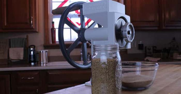 Comparing Home Grain Mills - This article will offer you a starting point on grain mills and which ones are best for the home. Some are automatic and some are hand powered. its easy to get lost in all the specs. Do yourself a favor and let someone else handle that stuff.