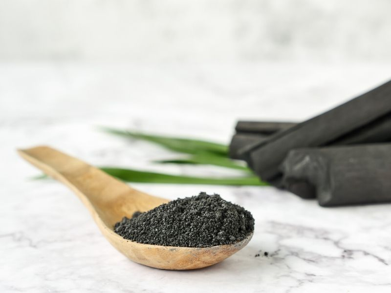 Activated charcoal is a must for your diy dog first aid kit