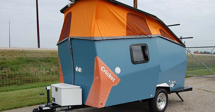 The Cricket Trailer: RV with Low Costs to Combat High Gas Prices