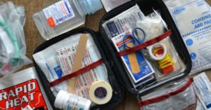 Items That Might Be Missing From Your Family First-Aid Kit - Unless you are willing to invest in a quality kit that could run you over $100 you are going to have to build your own over time.  If you are relying on something you pulled off the shelf you will have some issues.