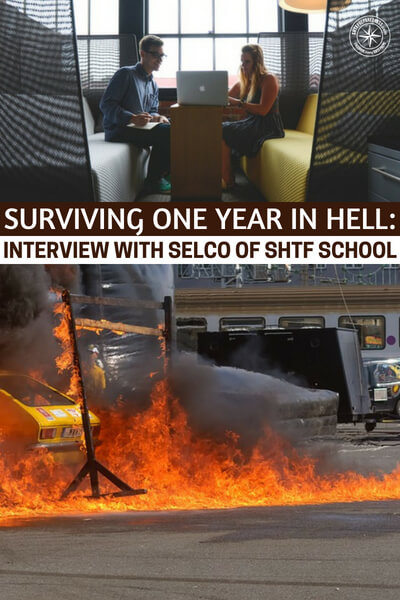 Surviving One Year in Hell: Interview With Selco of SHTF School - When you look at the article I have here you are going to be meeting a person, Selco, who has lived through hell. He is a survivor of an actual collapse. Where many of us use speculation and information to generate articles about the collapse, Selco brings an incredible angle of personal experience to this.