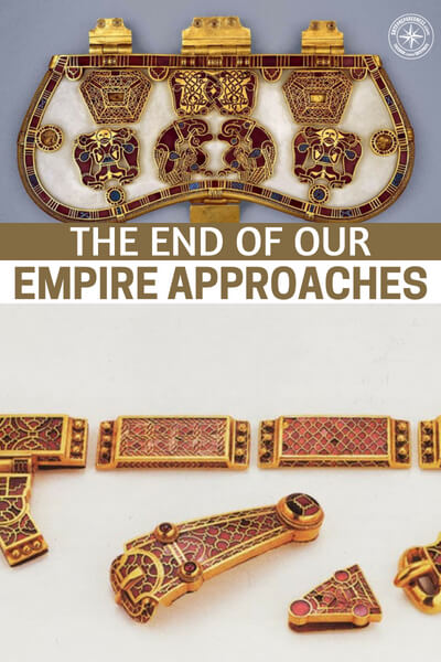 The End Of Our Empire Approaches - This article offers up a riveting and terrifying case for why we are witnessing the fall of an empire. This is a stirring article and I would be lying if I said you aren't going to walk away either angry or frightened.