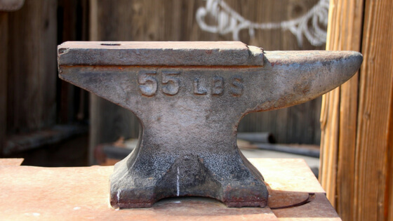 Off-Grid Anvil, Man's Oldest and Most Valuable Tool -- Did you know that we were using anvils in the stone age? What an amazing thing to consider. Of course they were made of, well, stone but having that hard surface to work on was a very important thing for man through the ages.