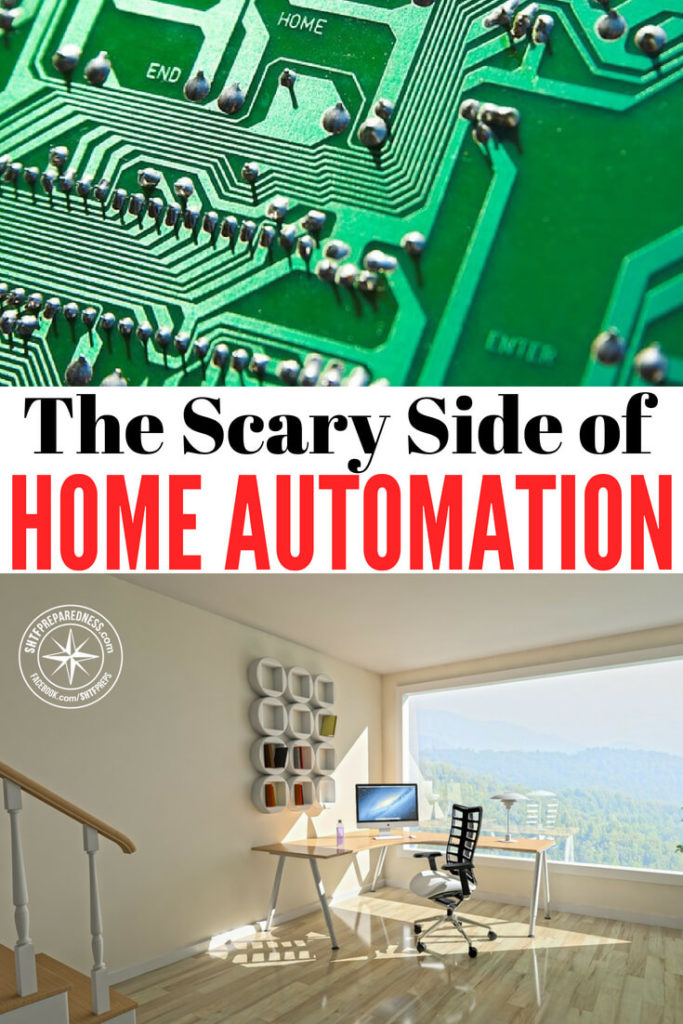 The Scary Side of Home Automation -- You don't have to be a master mathematician to understand how fully automating your home could go really bad. I am sure that we are facing a time where we realize all of what we are getting ourselves into could go bad.