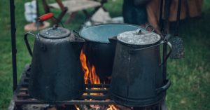 Cooking Outside: 5 Tasty Ways to Practice Prepping - Everyone knows that practice makes for perfect prepping. But when is the last time you practiced your off-grid skills by cooking outside? That's the beautiful thing about summer. You can prep and it feels like a party instead of a chore. Take some time while the weather is hot to hone your off-grid cooking skills.