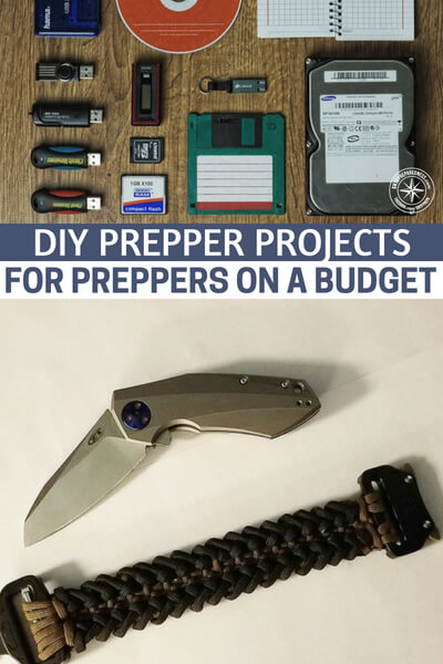 DIY Prepper Projects For Preppers On A Budget - This article presents you with a resource if you struggle with planning. You can use this article on DIY prepper projects for preppers on a budget to assure you have a goal and a direction with your free time, when that time comes. The article is filled with neat little ideas that will peak your interest and, at the very least, leave you more prepared than you were at the onset.