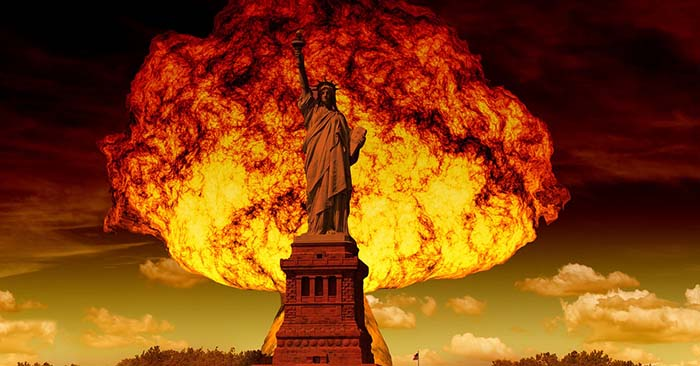 Here's What Would Happen If a Nuclear Bomb Was Detonated on the Ground in NYC - This is a very interesting article that takes a look at this most feared situation. I think you will be surprised at what happens if NYC is obliterated off the map.