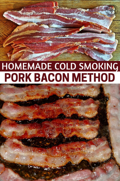 Homemade Cold Smoking Pork Bacon Method - This is a great little article on the DIY process of cold smoking pork bacon. It is very important that you understand things like cold smoking because it will stretch your meat and that could persevere your life as well.