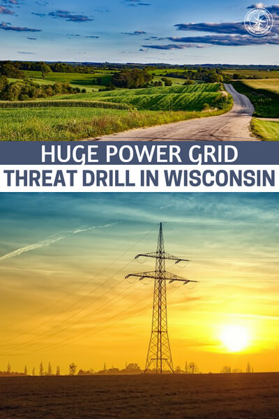 Huge Power Grid Threat Drill In Wisconsin - What we have is a huge power grid threat drill that took place in Wisconsin. Now, many people will look at this and begin to shiver like little tunnel living mammals. It could be viewed as an assurance that a threat is imminent. We need more drills like this and we need to be drilling in home as well.
