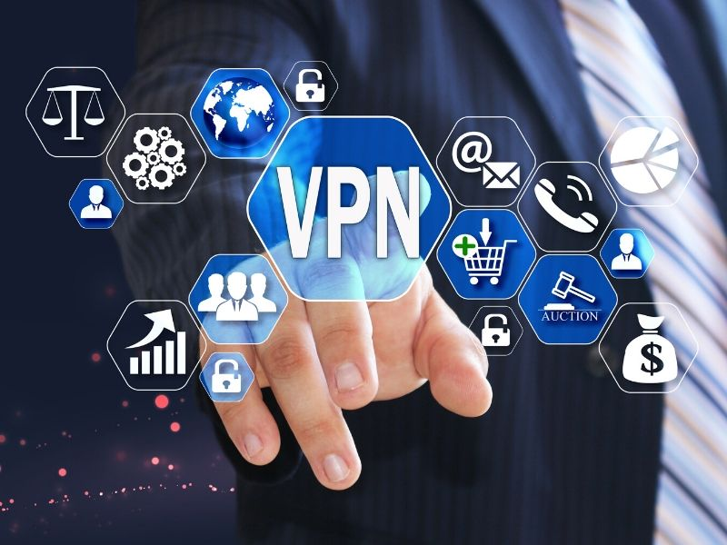 VPN will protect your data online