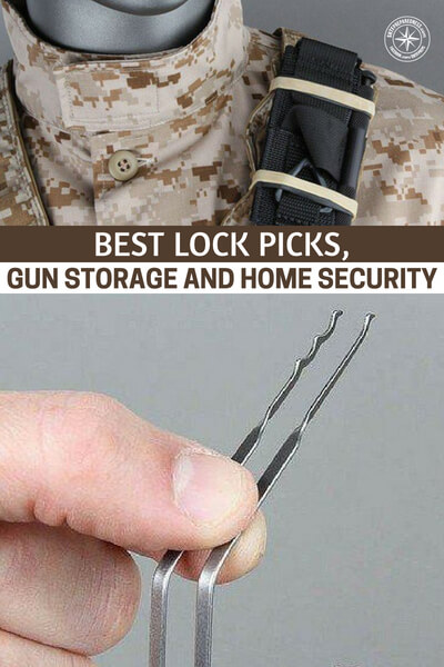 Best Lock Picks, Gun Storage and Home Security – Gear Tasting Radio 73 - I have a lot of faith in ITS Tactical and I like what they do. They are talking about lock picks, gun storage and home security in this one. They are exploring the importance of each and they are, all three, very important.